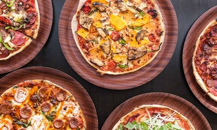 $22 for Two Large Takeaway Pizzas at Arthur's Pizza Glebe