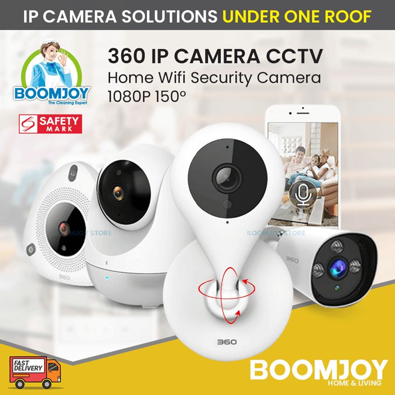 Home Wifi Security Camera