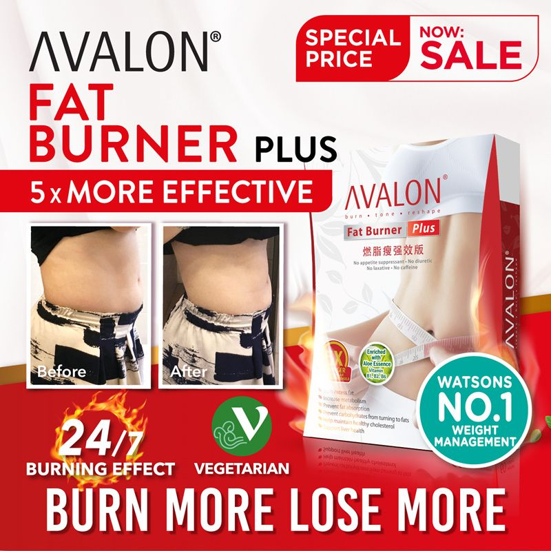 BURNING] Fat Burner Plus