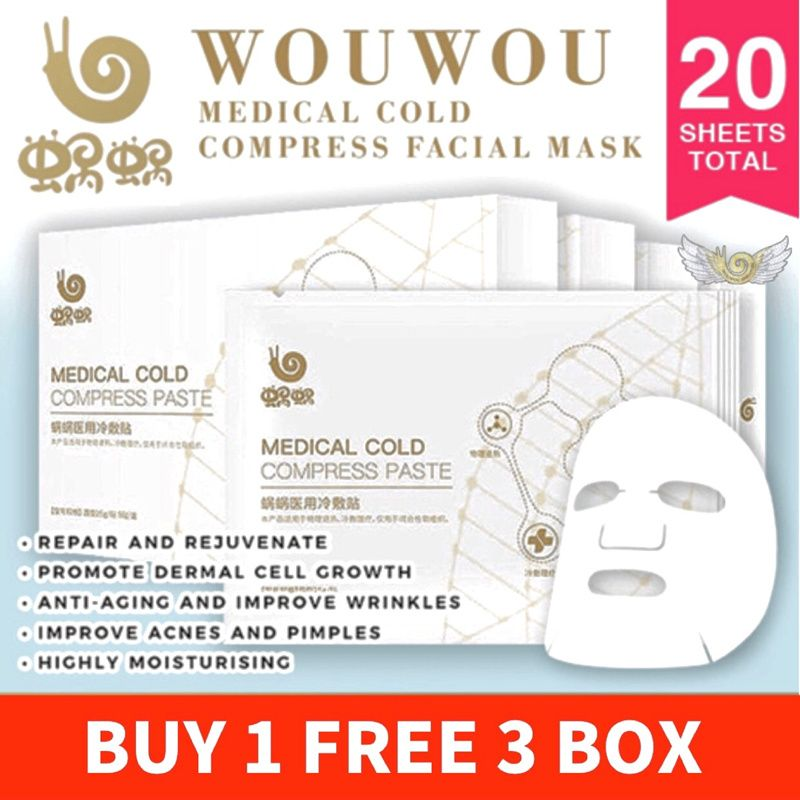 Cold Compress Mask