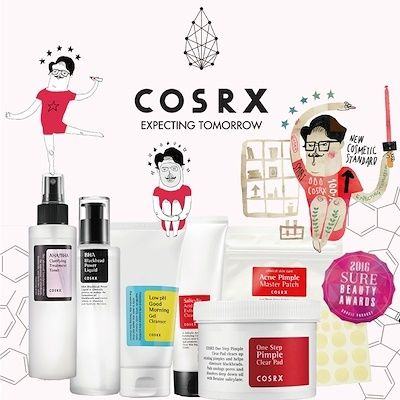 [COSRX] LOWEST PRICE IN Qoo10 FULL RANGE Deals for only S$9.9 instead of S$42.9