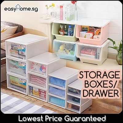 Movable Storage Box