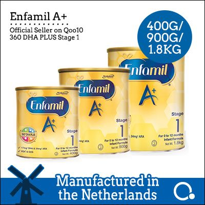 TIN] Enfamil A+ Stage