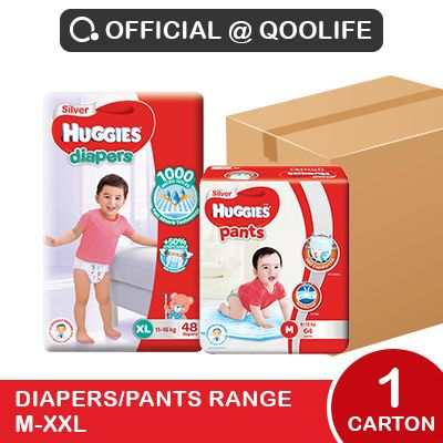 Huggies Silver Diapers/ Pants