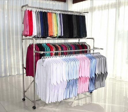 [JML Official Store] Ultimo Casa Deluxe Clothes Hanging Rack Deals for only S$93.6 instead of S$108.01