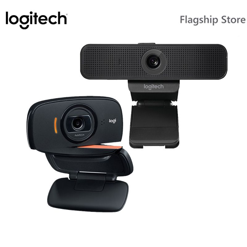 Original Logitech Webcam