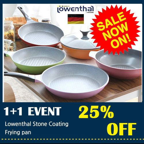 Titanium Stone Frying Pan