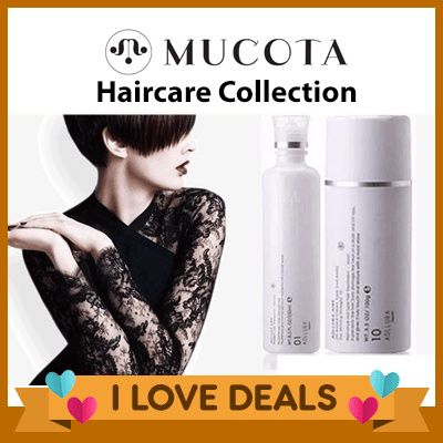 10.10 $14.90 NETT BEST PRICE SHIP OUT FAST!MUCOTA JAPAN FULL AIRE SERIES SALON HOME CARE PRODUCT