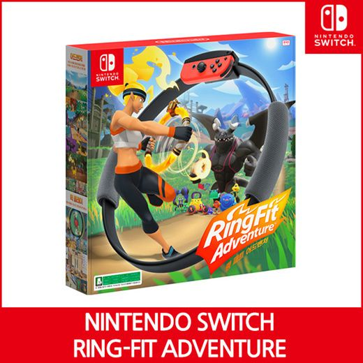 Ready Stock Nintendo Switch Ring Fit Adventure Deals for only S$109 instead of S$0