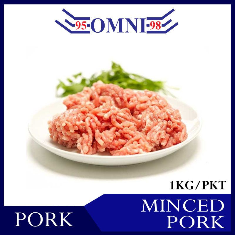 Frozen] Pork Minced.