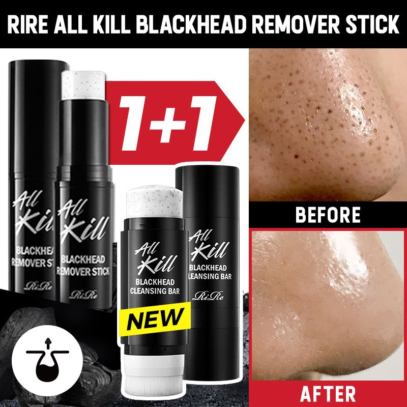 1+1 RiRe Allkill All kill blackhead remover stick/ cleanser