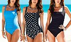 Tummy Control OnePiece Swimsuit One