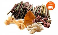 $19 for a 184-Piece Natural Dog Treats Pack