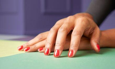 Spa Pedicure with OPI Finish Deals for only $21 instead of $35