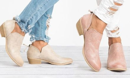 Women's Ankle Boot One