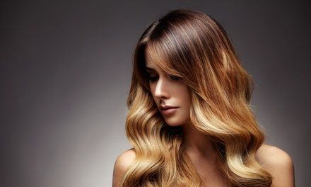 Hair Treatments at Haley Hair Design Deals for only C$35 instead of C$85