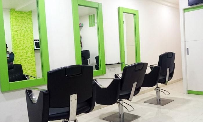 Rs.199 For Salon Services at Attitude Women Salon