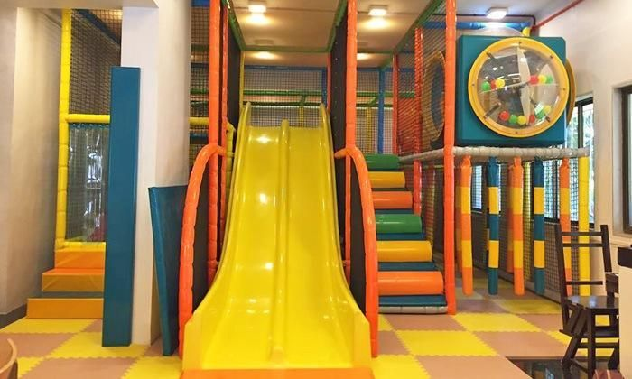 Play Time for Kids at Make N Bake Only Rs.249 Instead Of Rs.450