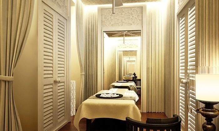 Rs.1229 For Full Body Massage at HAIR MASTER LUXURY SALON