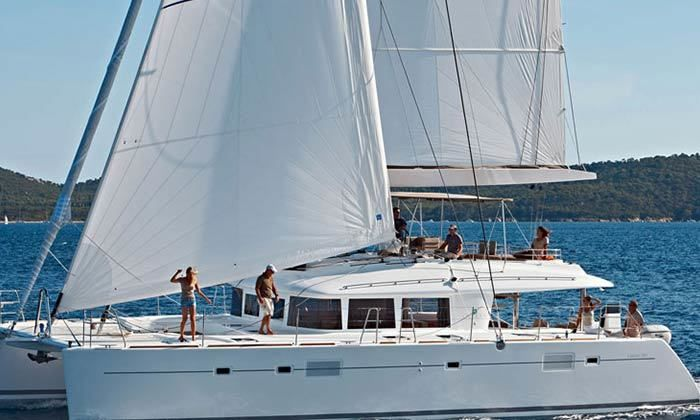 Sailing on Catamaran Boat with Lunch Deals for only Rs.1600 instead of Rs.1600