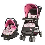 Disney Baby Amble Quad Travel System, Minnie Garden Delight Deals for only $159.99 instead of $159.99