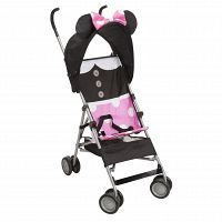 Disney Baby Comfort Height Umbrella Stroller, Minnie Dress Up Deals for only $24.97 instead of $26.98