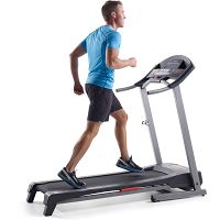 Weslo Cadence G 5.9i Folding Treadmill, iFit Coach Compatible Deals for only $25 instead of $25