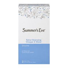 Summer's Eve Douche Extra Cleansing