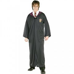 Harry Potter Gryffindor Robe Adult Halloween Costume Deals for only $22.87 instead of $22.87