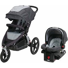 Graco Relay Click Connect Jogging Stroller Infant Travel System Deals for only $279.99 instead of $279.99