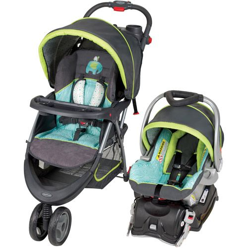 Baby Trend EZ Ride 5 Travel System Deals for only $136.88 instead of $136.88