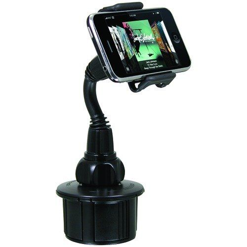 Macally MCUP iPhone/iPod Adjustable Cup Holder Deals for only $12.14 instead of $15.27
