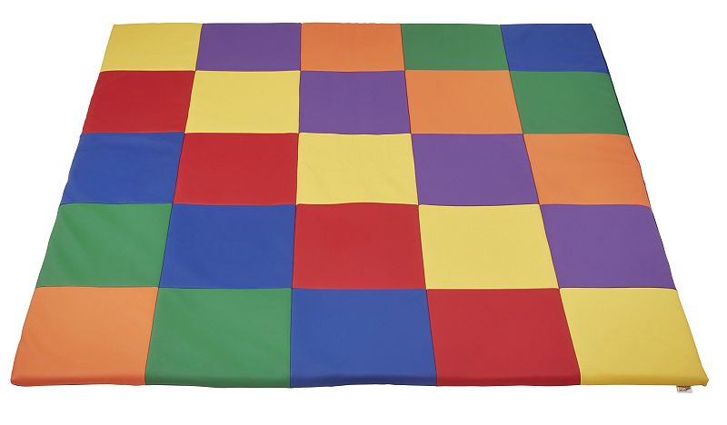 SoftZone® Patchwork Toddler Mat Deals for only $98.82 instead of $98.82