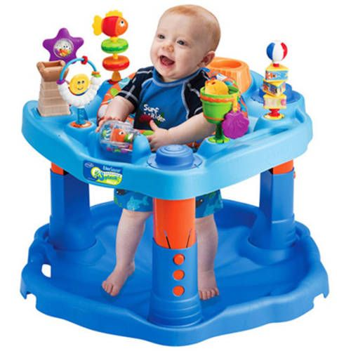 Evenflo ExerSaucer Activity Center, Mega Splash Deals for only $44.88 instead of $55