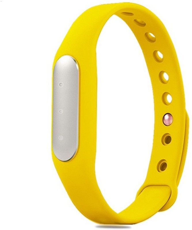 Bingo TW02 Yellow Heart Rate Monitoring Fitness Band Suitable for android and IOS(Yellow) Deals for only Rs.449 instead of Rs.1999