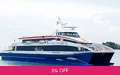 Sat) Bintan Return Ferry Tickets