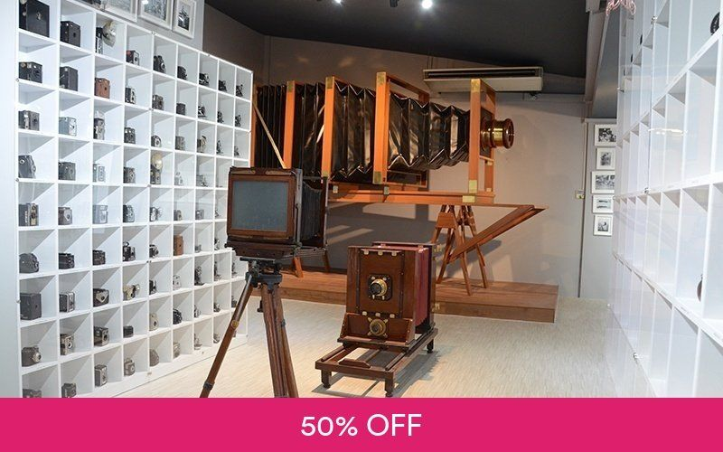 PH) Admission To Vintage Camera's Museum