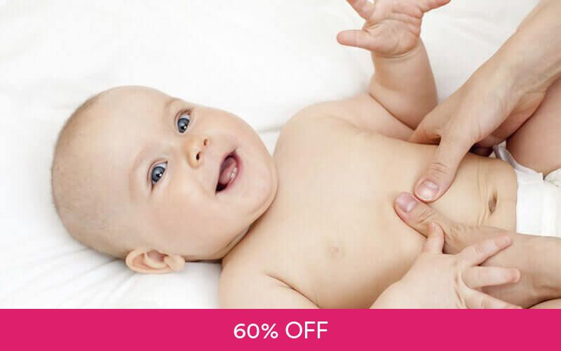 1x Baby Massage Full Body Deals for only Rp130.000 instead of Rp328.000