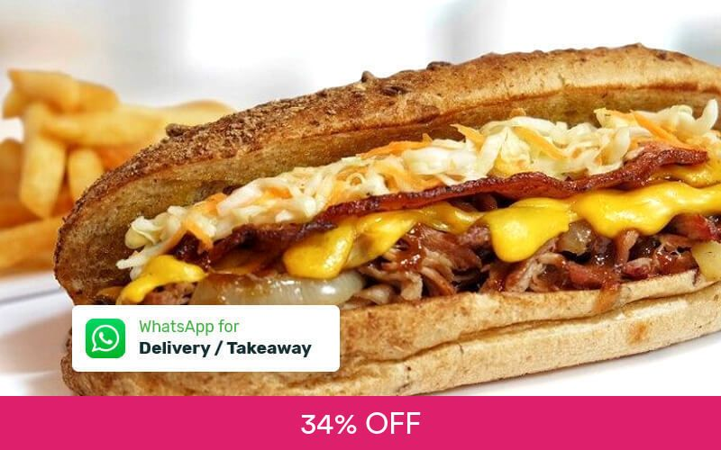 2 Persons - Delivery & Take Away
