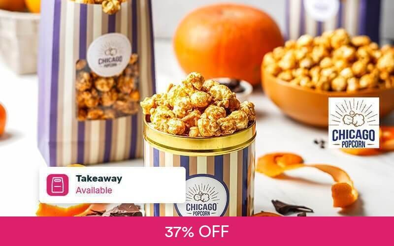 [#7.7Flash] 2 Popcorn Regular Flavor Deals for only Rp80.000 instead of Rp126.000