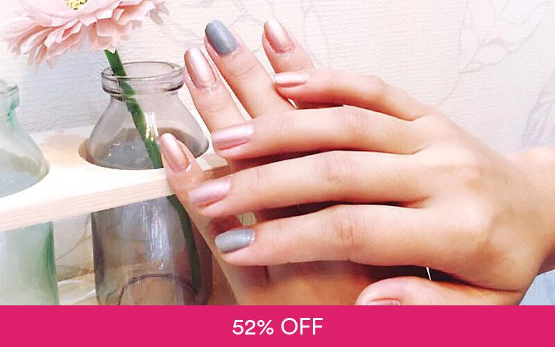 Classic Menicure Deals for only Rp89.000 instead of Rp180.000