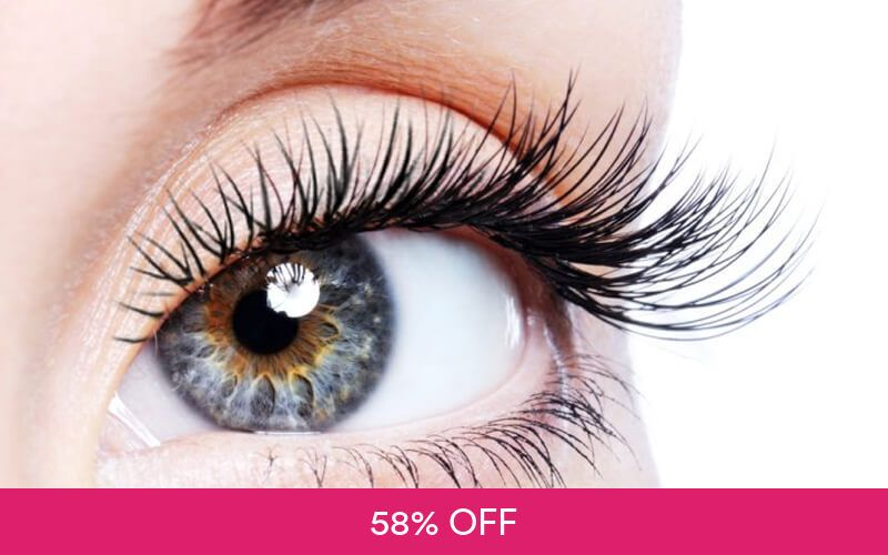 Single Eyelashes Extension Regular