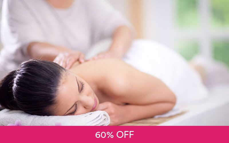 1x Aromatheraphy Body Massage Deals for only Rp99.000 instead of Rp250.000