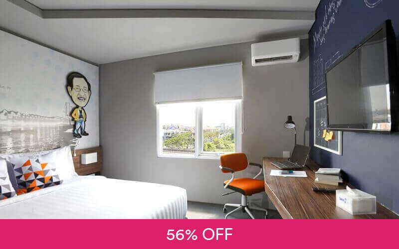 Seminyak: 2D1N in Superior Room Deals for only Rp315.000 instead of Rp720.000